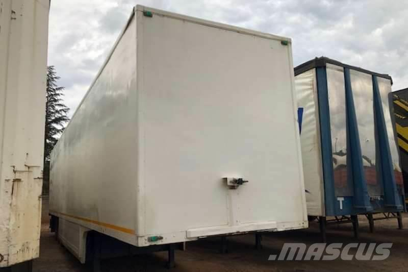 [Other] Hendred Tri Axle Pantech Trailer