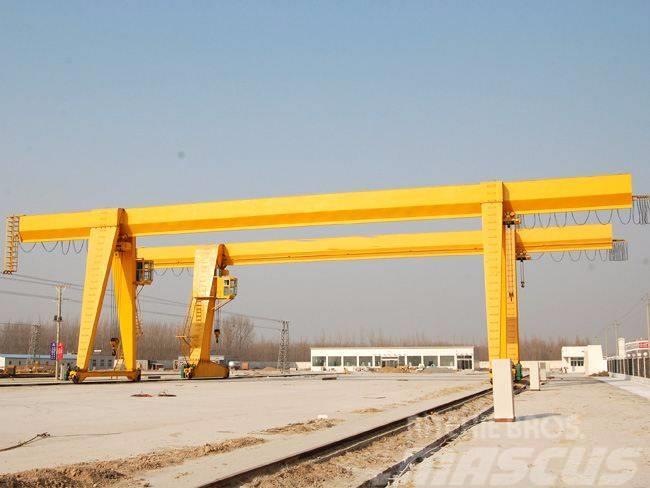 [Other] Sanqi-Shangjia MH Type Single Girder Gantry Crane-