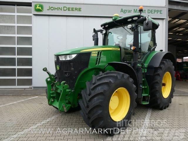 John Deere 7310R AutoTrac