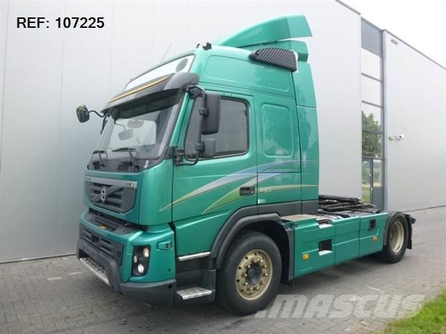 Volvo FMX460 4X2 GLOBETROTTER EURO 5