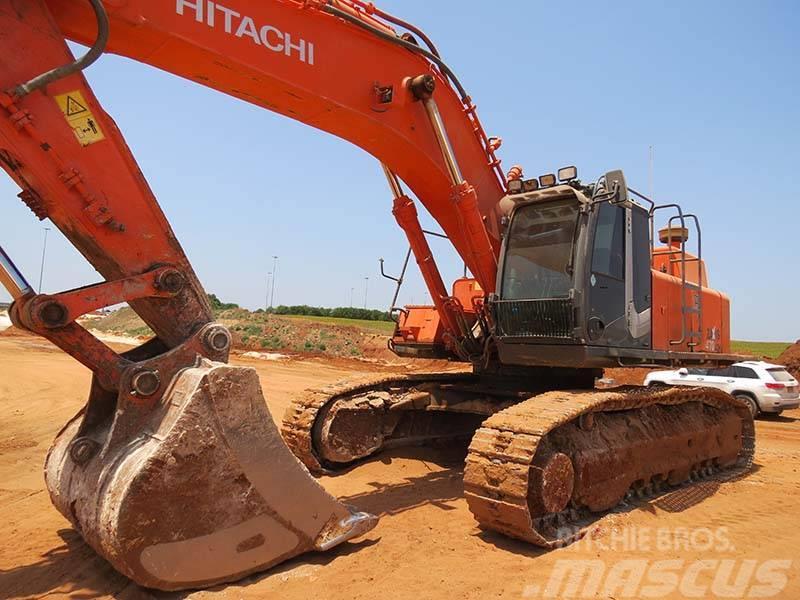 Hitachi ZX 470 LCH-3