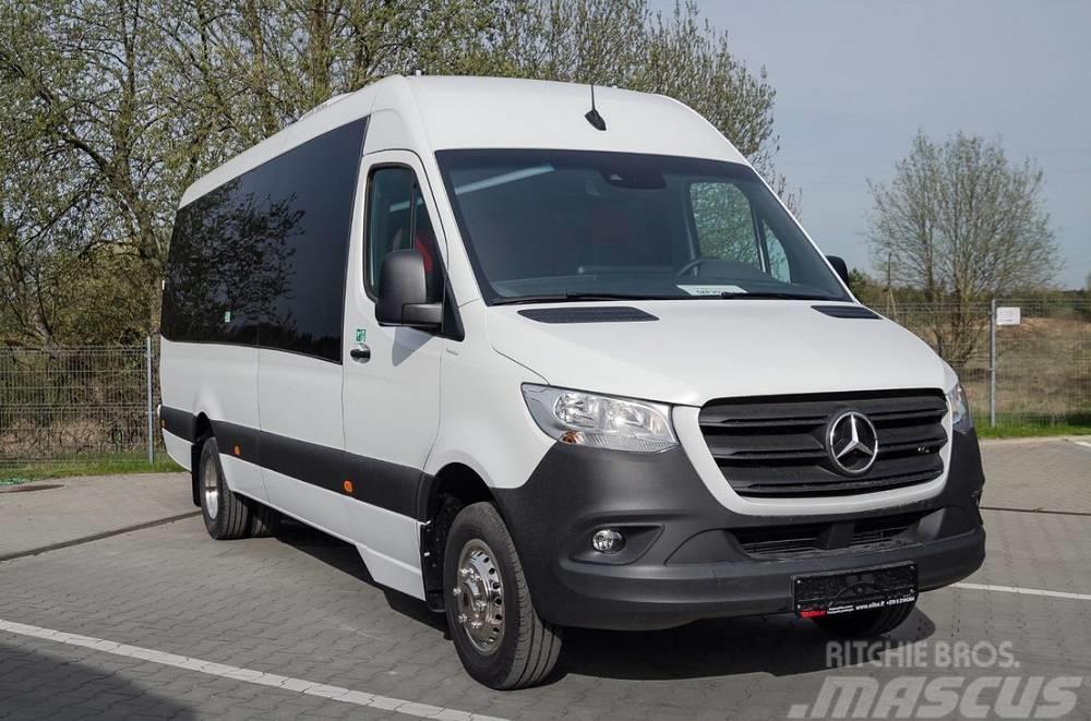 Mercedes-Benz 516 Sprinter Tourline, 19 pass
