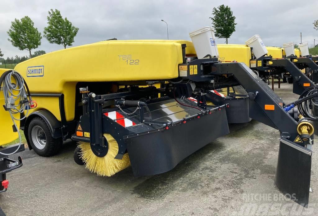 Schmidt TSS 122 Sweeper / Sprayer