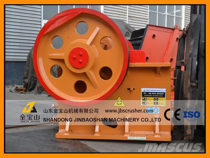 [Other] Used Stone Crusher-Jaw CrusehrPE500x750