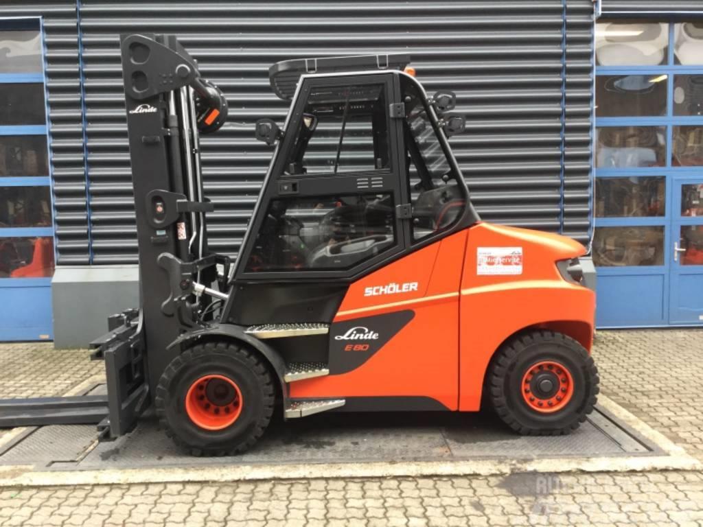 Linde E80/900