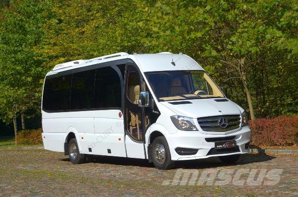 Mercedes-Benz Benz Sprinter 519 CUBY Warranty 5 years (144)
