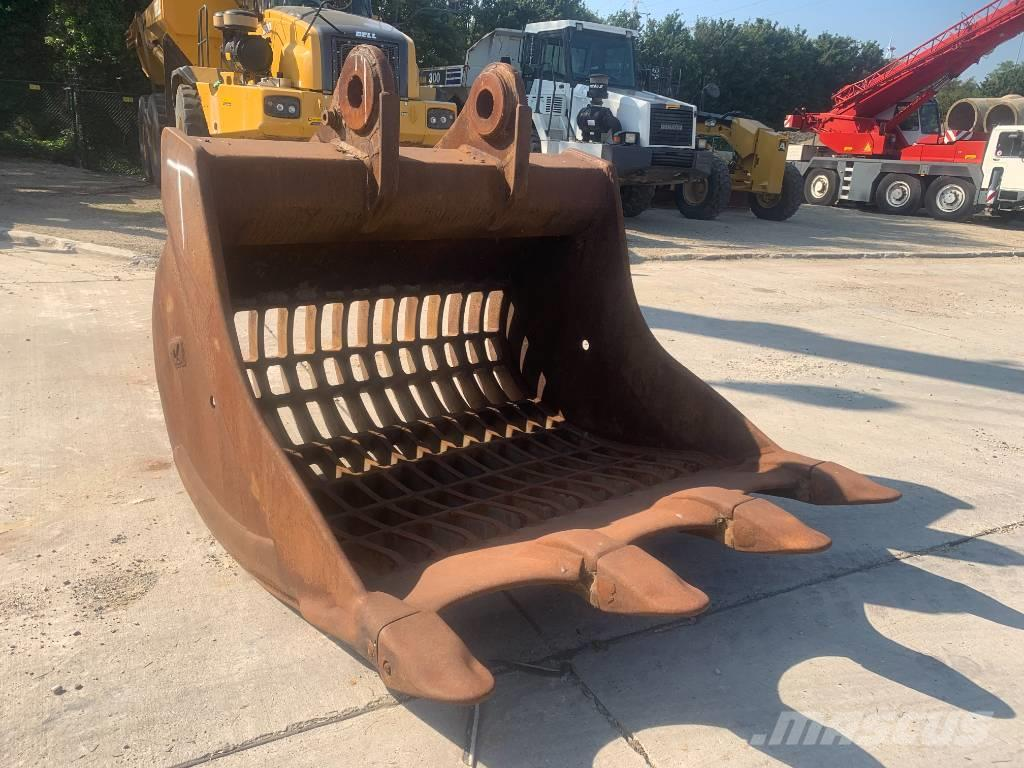 Verachtert 2.7M³ Grizzly bucket  (TB linkage)