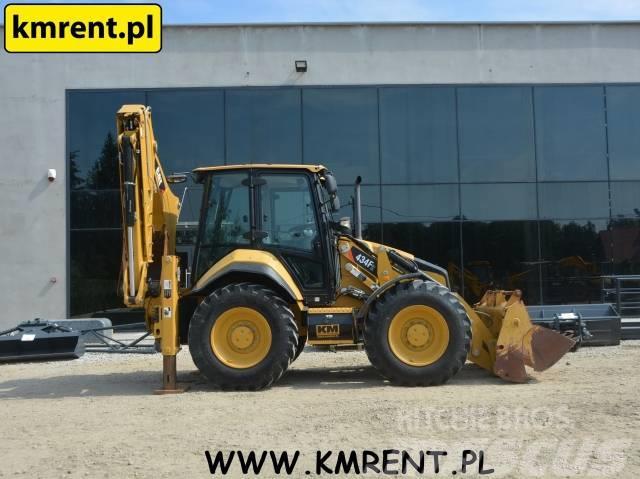 Caterpillar 434 JCB 3CX 4CX CASE 695 KOMATSU WB 93 NEW HOLLAND