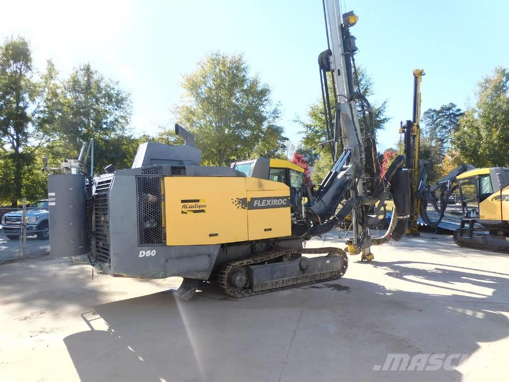 Atlas Copco D60-SF