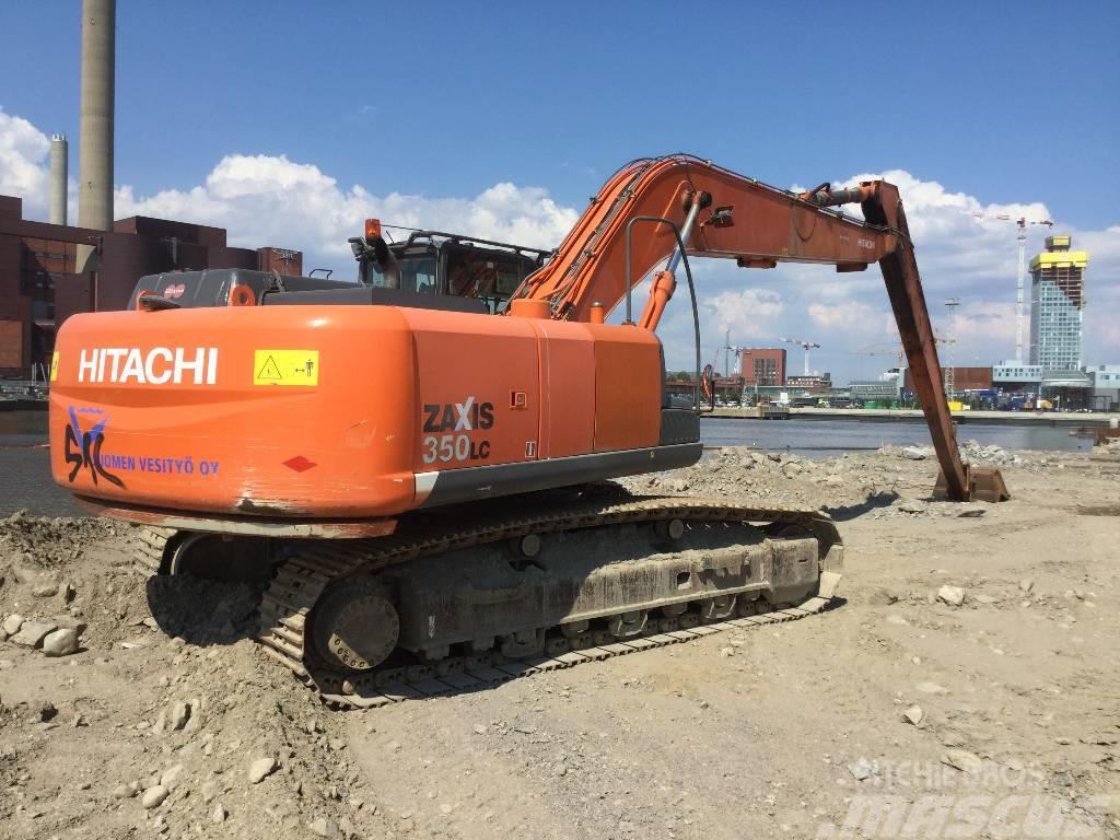 Hitachi ZX350LC-3 SLF