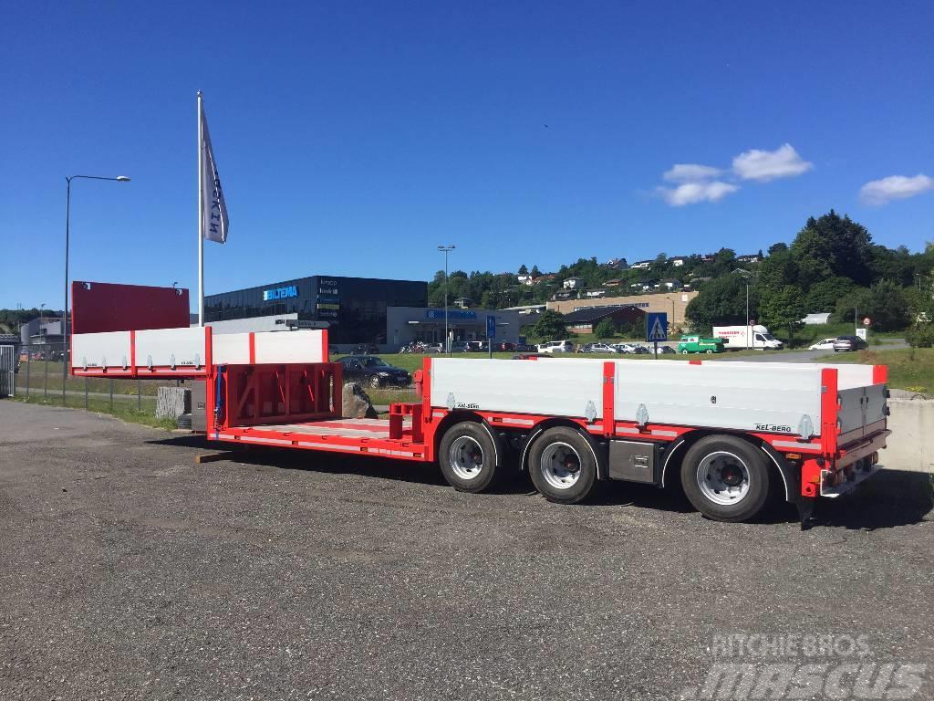 KEL-BERG S903H - Jumbo m brønn - NORGES BILLIGSTE