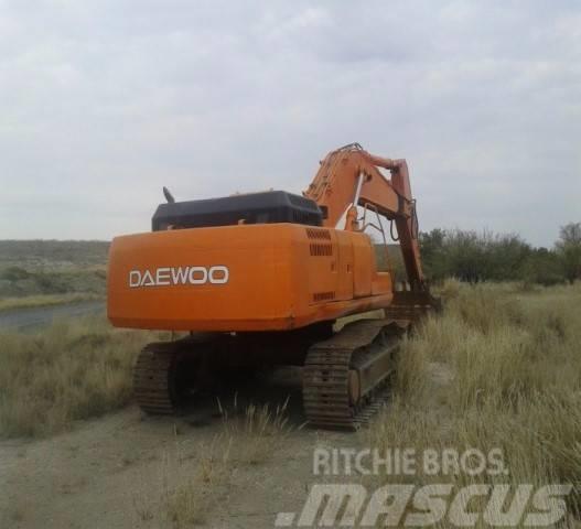 Daewoo SL330LC-V