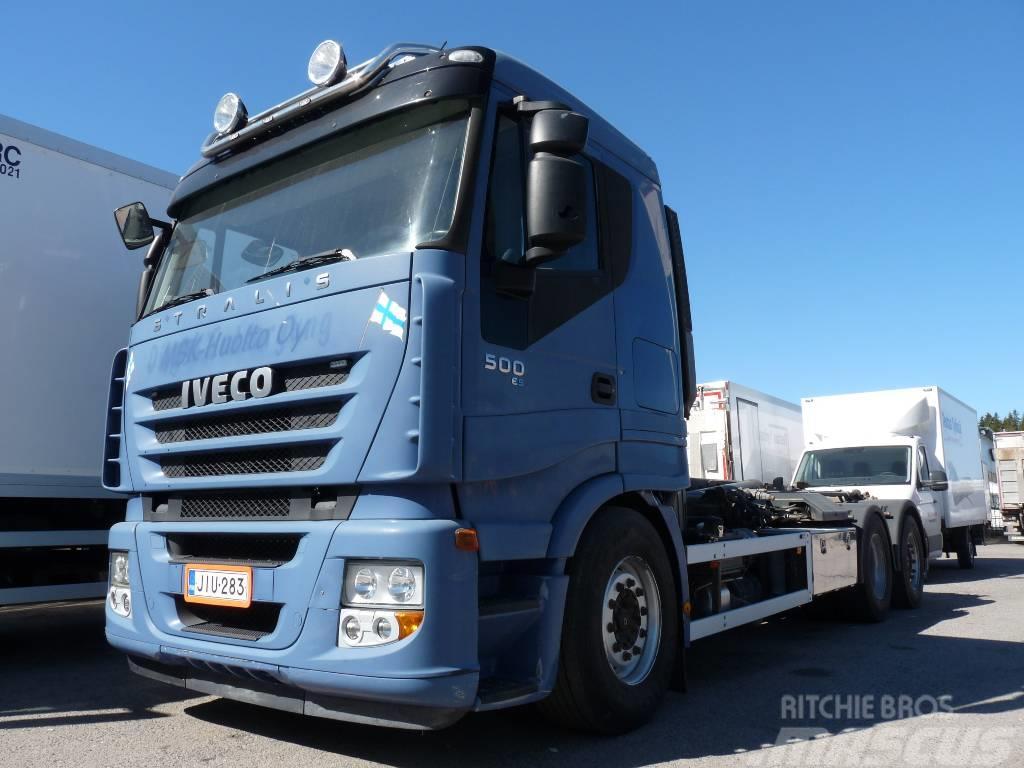 Iveco Stralis 500 E5 6x2