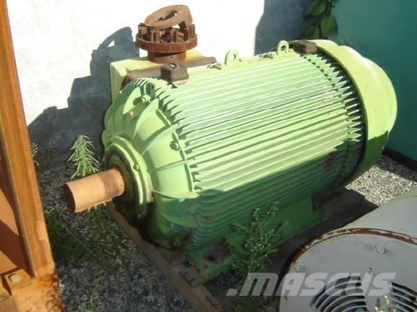 Pope Electric Induction Motor 0