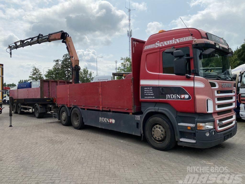 Scania R480 6X2/4 + PALFINGER PK23002 + RENDERS 3 AS AANH