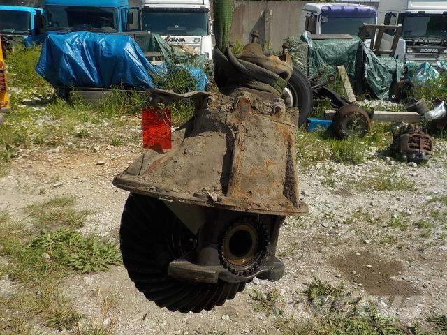 Scania 4 series Rear axle differential 1722312 1303196 13