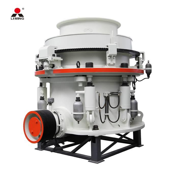 Liming HPT300 Hydraulic Cone Crusher for granite