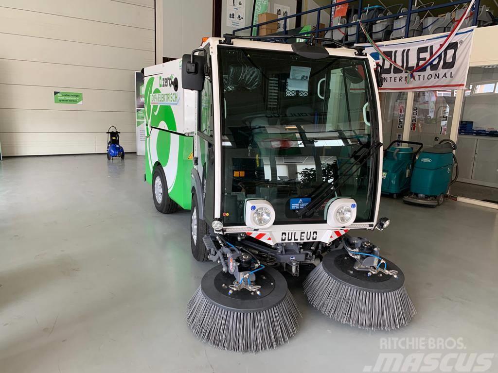 Dulevo Dzero2 veegmachine - full electric streetsweeper