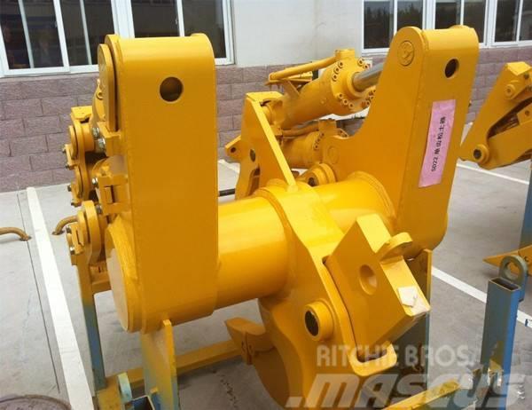 Shantui SD22 bulldozer ripper