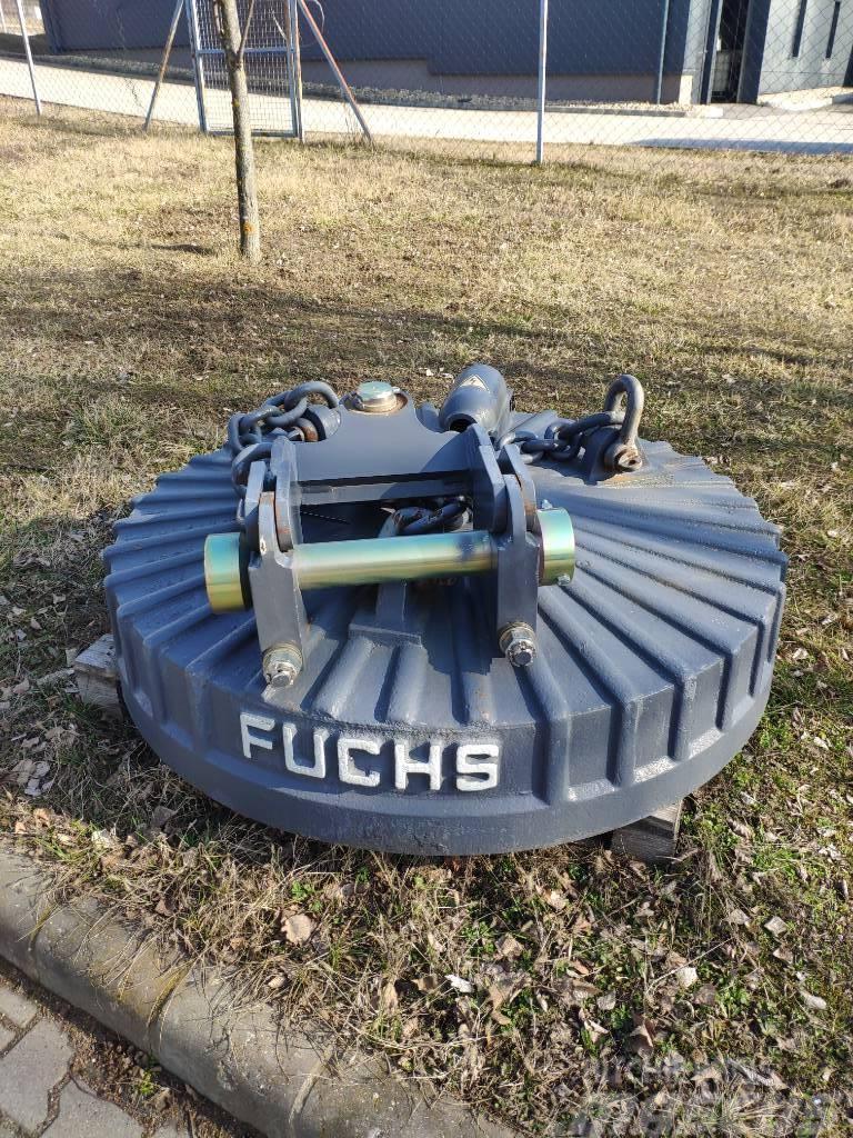 Fuchs MP 1350 magnet plate
