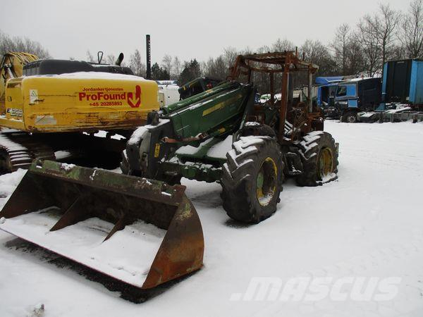 Used John Deere 3800 *FOR PARTS* front loaders and diggers