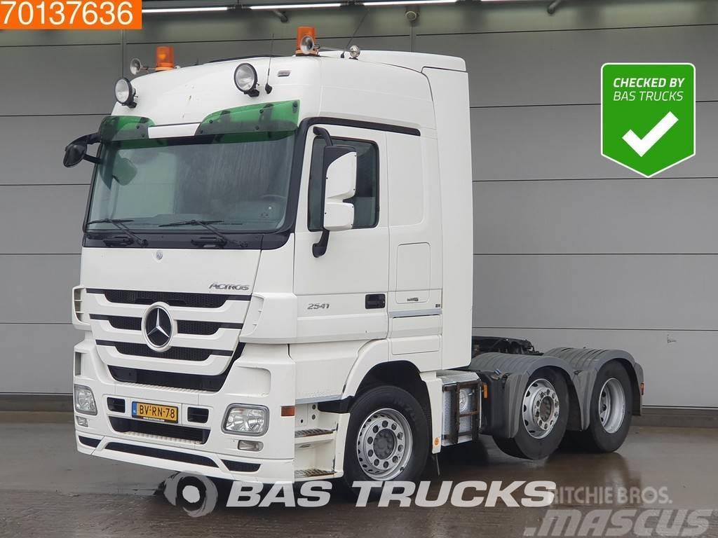 Mercedes-Benz Actros 2541 LS 6X2 Hydraulik Lift-Lenkachse Euro 5