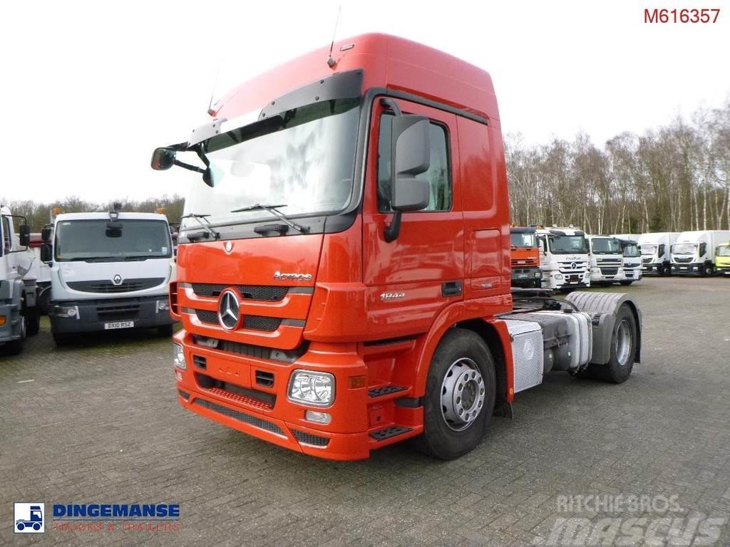 Mercedes-Benz Actros 1844 4x2 Euro 5 + Hydraulics