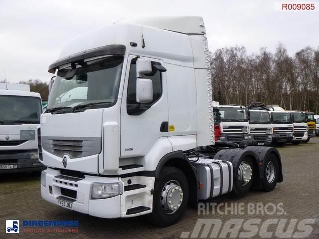 Renault Premium 460.26 6x2 RHD Euro 5
