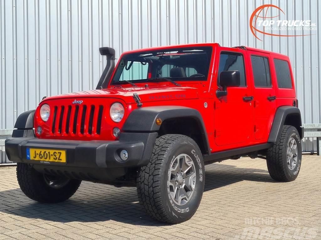 Jeep Wrangler 4x4 - 3.6 - V6 - JK Rubicon - Lang - Heav