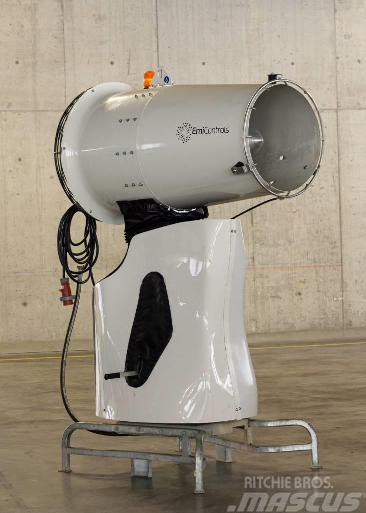EmiControls V12so Odor Controller