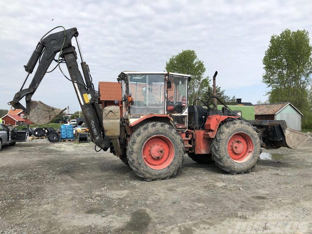 Buy used Huddig 960 backhoe loaders on auction - Mascus UK