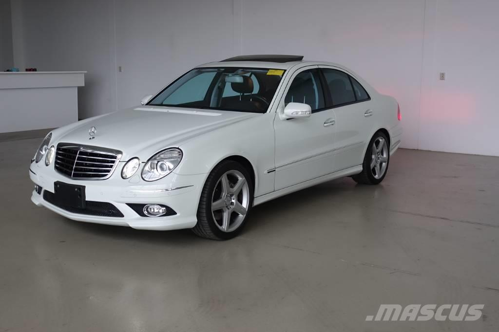 Mercedes-Benz e500 avantgarde S - Cars, Price: £18,714 ...