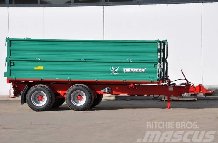 Farmtech TDK-1100 pótkocsi