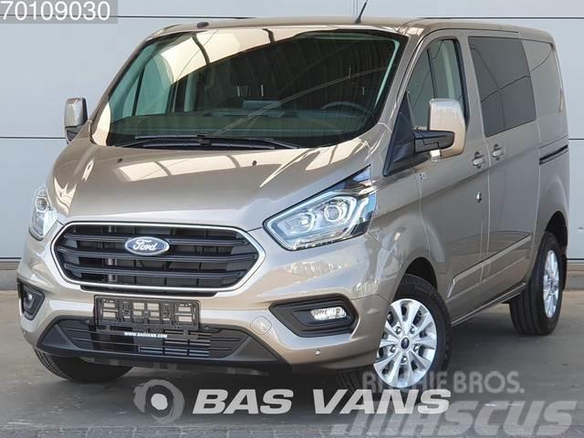 Ford Transit Custom 2.0 TDCI DC Limited 2x Schuifdeur A