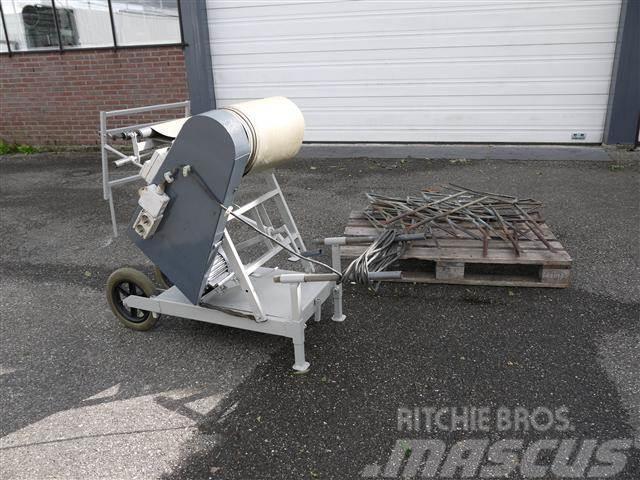 BTM Greenhouse Logistics Duijndam Machines