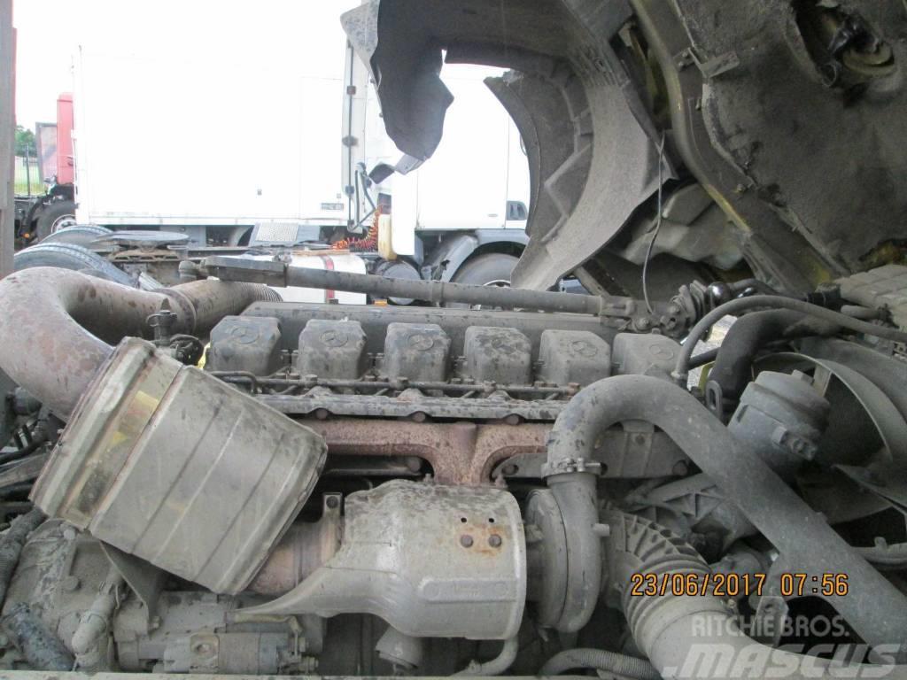 Mercedes-Benz Axor1840 OM457LA Euro4 engine