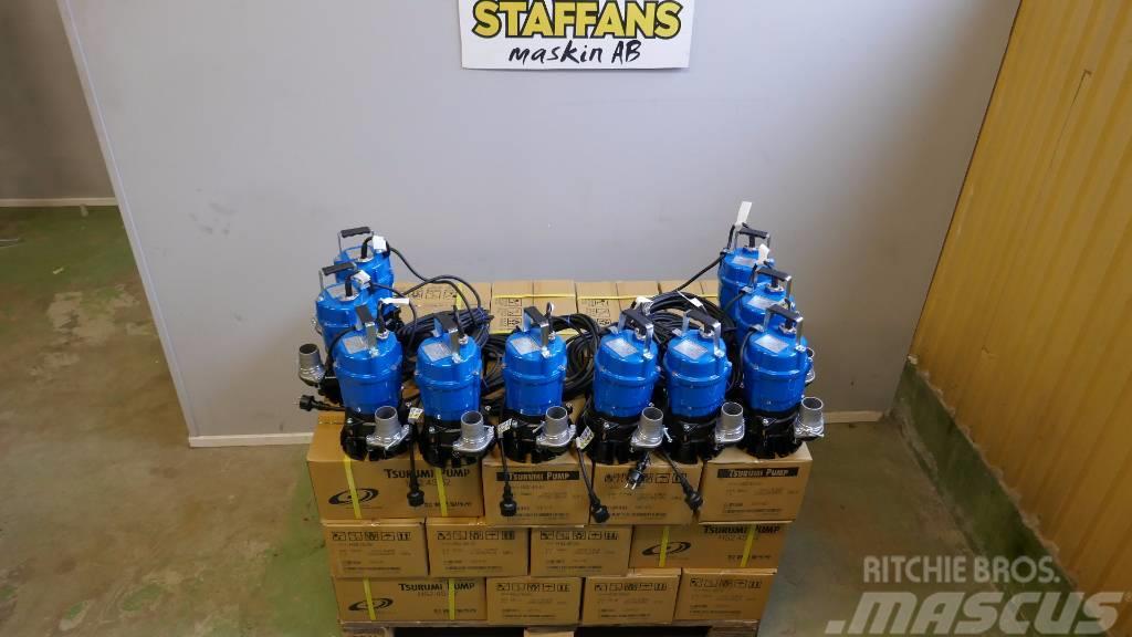 Tsurumi HS2.4S vi har alltid pumpar i lager