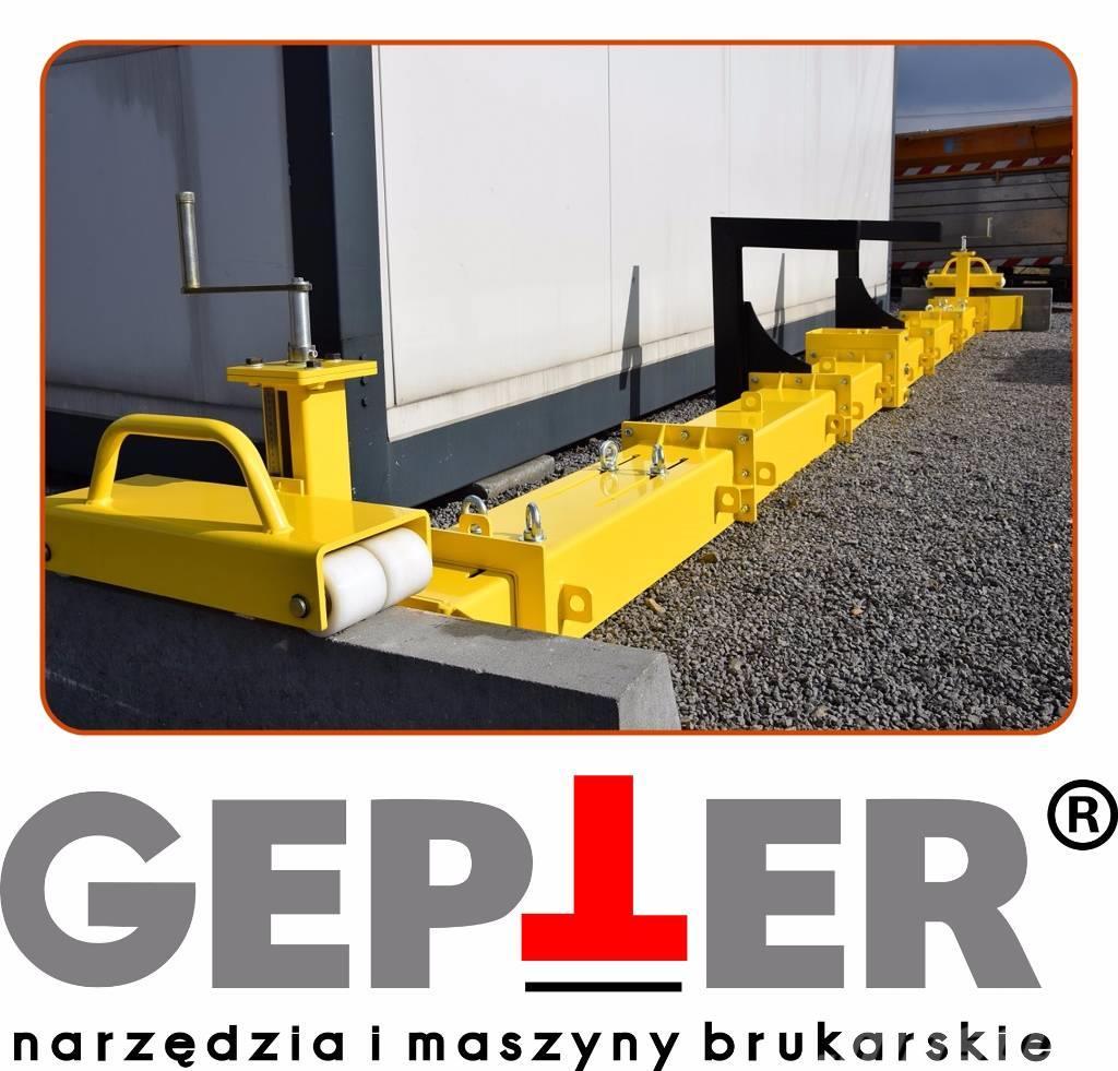 Gepter LISTWA BRUKARSKA LTC800 - screeding tool