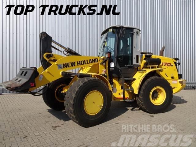 New Holland W170B 15.000 kg 145kW