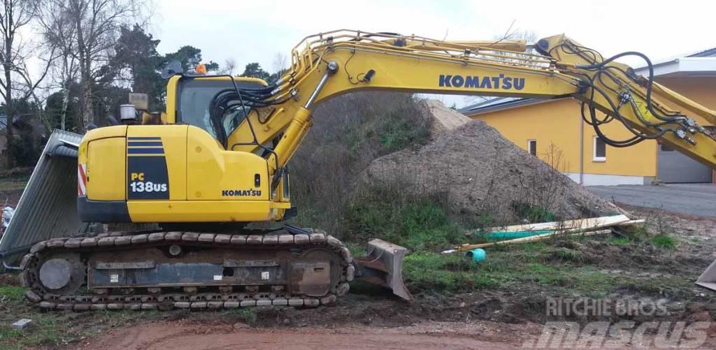 Komatsu PC138 US-8