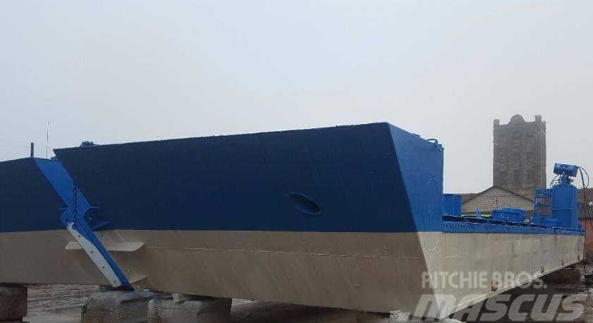 Velsa 1 Dredging barge ship