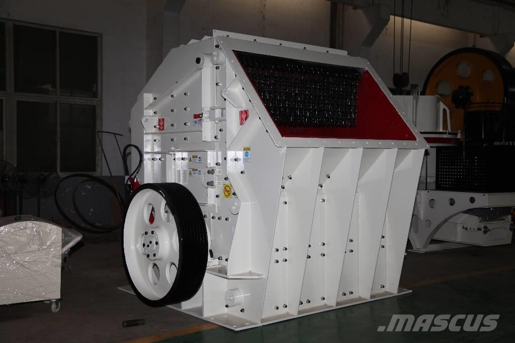 White Lai Mining Machine of Hydraulic Impact Crusher PFC1416