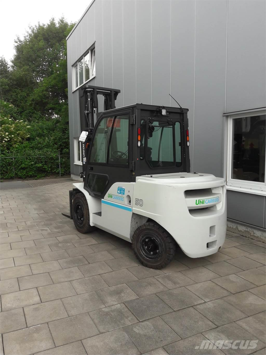 Unicarriers GX 50