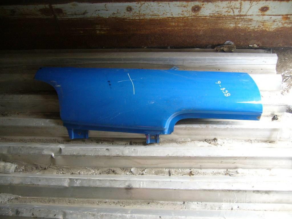 Volvo FH16 left air deflector