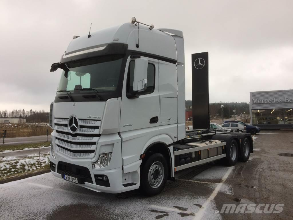 Mercedes-Benz Actros 2653LL DNA Giga Space