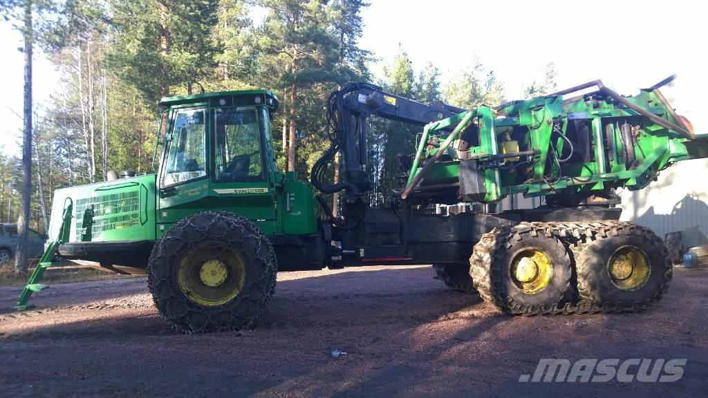 John Deere 1490D Eco3