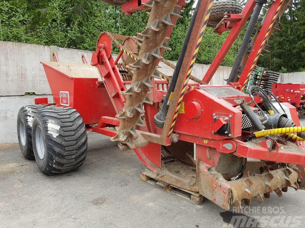 [Other] Ahmet Rock Tornado 550