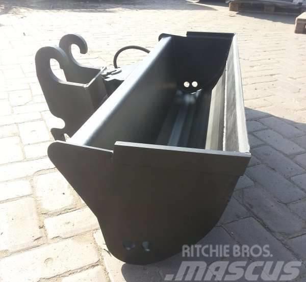 [Other] BBT Baggerschaufel hydr. schwenkbar CW05 120cm