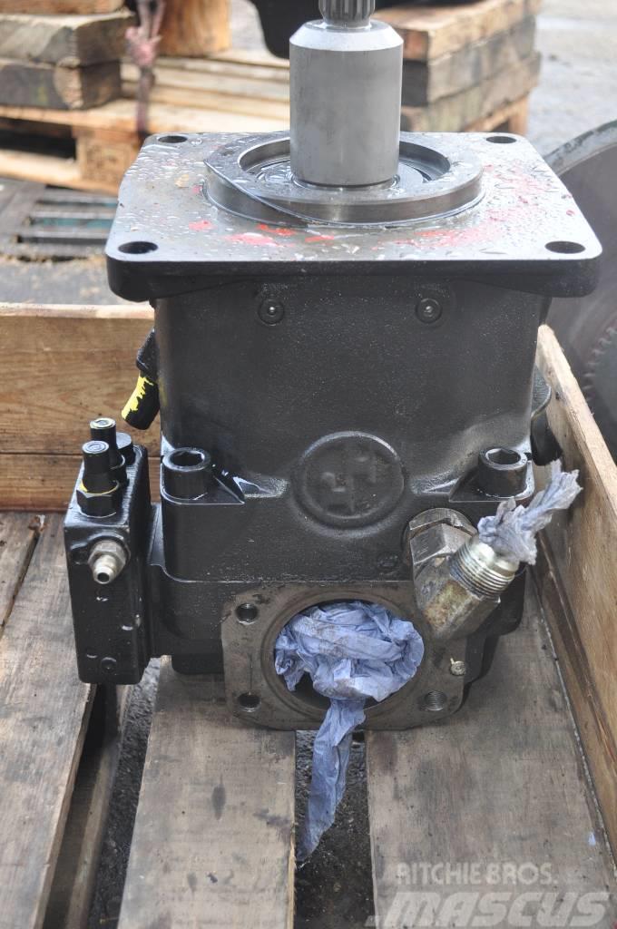 Timberjack 1270B F055860 Pompa pracy