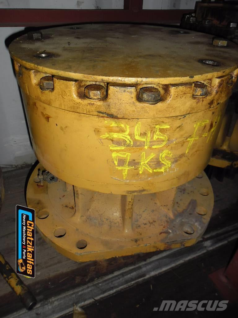 Caterpillar Swing Motor SN 7KS for 345 Excavator